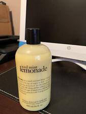 Philosophy Iced Mint Lemonade 480ml Unisex Shampoo, Bath & Shower Gel