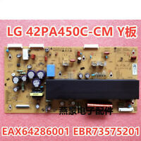 used and good working for Power Supply Board EAX64286001 EBR73575201 42T4_YSUS