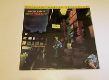 DAVID BOWIE - The Rise And Fall Of Ziggy Stardust - MFSL LP 1981 MADE IN U.S.A.