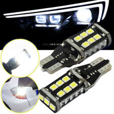 Brightest T10 Car Bulbs LED Error Free CANBUS 15SMD White W5W 501 194 Side Light