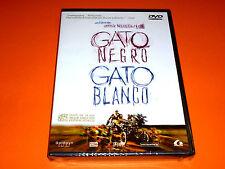 GATO NEGRO GATO BLANCO - Emir Kusturica - Precintada