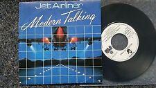"Modern Talking-Avenue to Jet Airliner 7"" single Spain Promo"