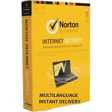 Norton Internet Security 90 DAYS 1 PC Multilanguage AUTOMATIC DELIVERY 3 months