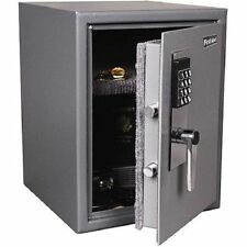 1.2cu Digital Keypad Home Office Wall Floor Mounted Security Safe Money Jewelry
