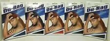 Smooth Thick   Shiny & Silky Deluxe Du Rag Durag Black White + MORE COLORS