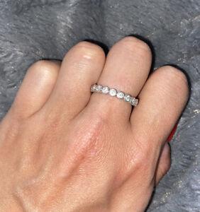 Genuine Ti Sento Ring Size 52