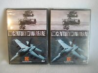 History Channel The Century of Warfare DVD Volume IV and V