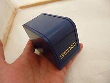 scatola SEIKO box lcd quartz NOS lotto 9°