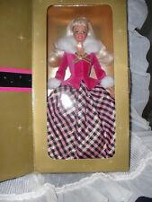 Winter Shapsody  Barbie doll blonde by Mattel 1996