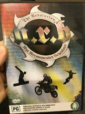 NRB Not Recommended Behaviour - The Revolution region 4 DVD (Extreme sports)