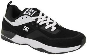 DC E. Tribeka Shoe - Black / White - New