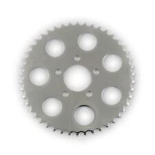 ROUE à chaîne, Pignon, pignon 48 dents chrome, POUR HARLEY-DAVIDSON B.T XL 00-17