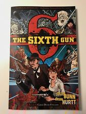 Oni Press 2011 Cullen Bunn THE SIXTH GUN Book 1 COLD DEAD FINGERS Autographed