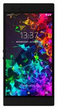 Razer Phone 2 64 GB Unlocked Gaming Smartphone 8GB Ram Satin Black Color