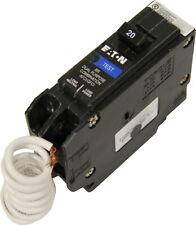 Eaton BRN120DF Dual Function Arc Fault Ground Fault Circuit Breaker 20A 120V 1P