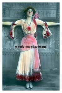 bc1004a - Stage Actress - Gabrielle Ray - print 6x4