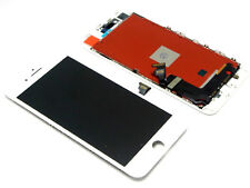 Apple iPhone 8 Plus LCD Display Touchscreen Digitizer Front Glas inkl Rahmen Wei