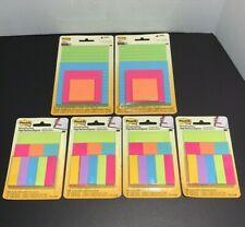 Post It Notes Super Sticky Bundle Lot Over 2000 Post It Sealed Amp Brand New 6pack