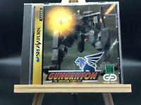 gungriffon (sega saturn,1996) from japan