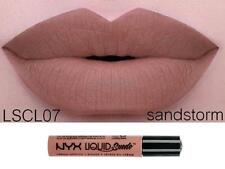 NYX Liquid Suede Cream Lipstick 'SANDSTORM' LSCL07 Nude New Sealed Authentic