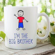 I'm The Big Brother Boccale Buffo Per Son Surprise Bambino Annuncio WSDMUG642