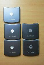 Lot of 5 Oem Motorola Razr V3C V3M Cdma Battery Back Door Covers