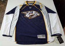 Nashville Predators Reebok Team Autographed Hockey Jersey XL NWT
