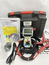 Megger Dlro H200 Hand Held 200a Micro Ohmmeter Resistance Tester And Assesories