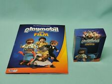 Blue Ocean Playmobil The Movie Sticker  Sammelalbum + 1 x Display / 36 Tüten