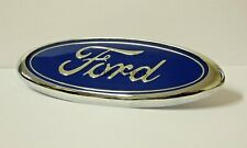 More details for e7tb8c020bb ford badge / emblem fits ford / new holland tractor