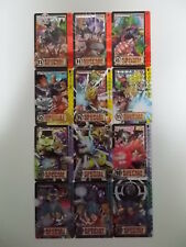 Dragon Ball Carddass Premium Edition  GT x Super x DB x DBZ 12 prisms 2017