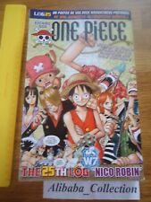 ONE PIECE LOG 25 grand format Eiichiro Oda Collection Hachette MANGA VF