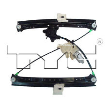 TYC 660425 Power Window Motor & Regulator Assembly Front Right 6-PIN  W/ 1-TOUCH