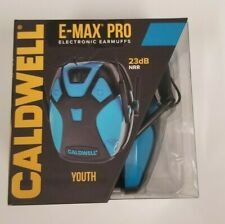 Caldwell E-Max Pro 23dB Nrr Electronic Earmuffs Youth #1103307