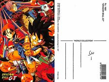 Japan Dragon Ball GT Toei Animation _ Goku Pan Trunks Gil Sfere Drago (A-L 359)