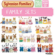 SYLVANIAN FAMILIES FAMILY SETS FULL RANGE CHOOSE YOUR FAMILY BRAND NEW