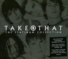 Platinum Collection by Take That (CD, Jun-2009, 3 Discs, Denwa Productions)