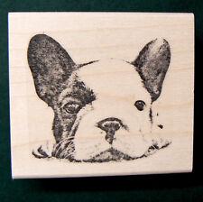P31 French Bulldog NEW Rubber stamp WM