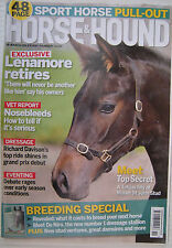 HORSE And HOUND - The Equine Interest Magazine 14 March 2013 - Breeding Special