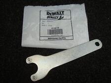 DEWALT DC410 DC411 DCG412 ANGLE GRINDER PIN WRENCH SPANNER 401680-00