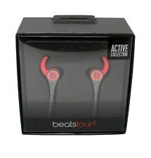 Beats Tour 2 con Cable In-Ear auriculares, activo Colección-Sirena Rojo Nuevo