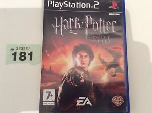 playstation 2 Ps2 Harry Potter And The Goblet Of Fire