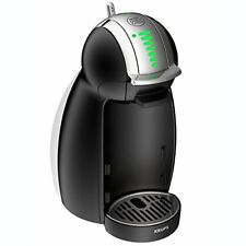 Krups Kp1608 NESCAFE Dolce Gusto Genio 2 Kaffeekapselmaschine schwarz Matt