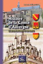 Histoire de la Comté d'Auvergne & de sa capitale Vic-le-Comte - J.B.M. Bielawski