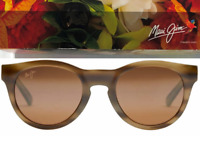 NEW* Maui Jim LIANA Honey Sand POLARIZED Bronze Women's Sunglass H287-22
