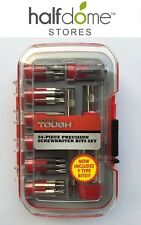 Hyper Tough 44-Piece Precision Screwdriver Bits Set Includes Y Type Bits