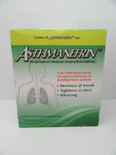 Asthmanefrin Asthma Medication Refill, 30 Count -Expiration Date 05-2020
