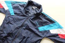 Adidas rain/windbreaker Palmeston jacket | M | Blue red white Trefoil Originals
