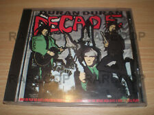 Decade: Greatest Hits by Duran Duran (CD, EMI) MADE IN CANADA
