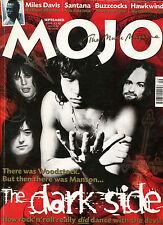 MOJO no. 70  September 1999 :  Miles Davis / Hawkwind / Santana
